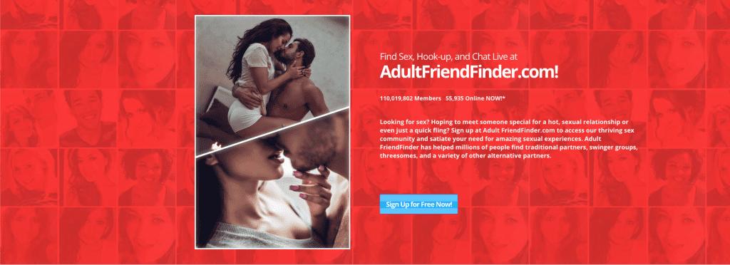 adult friend finder members